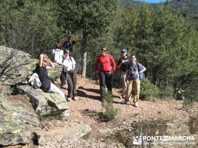 Parque Natural de Las Batuecas - Sierra de Francia; ruta montaña madrid; las mejores rutas de sende